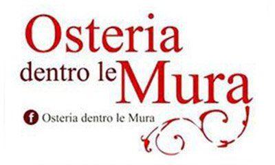 RISTORANTE OSTERIA DENTRO LE MURA logo