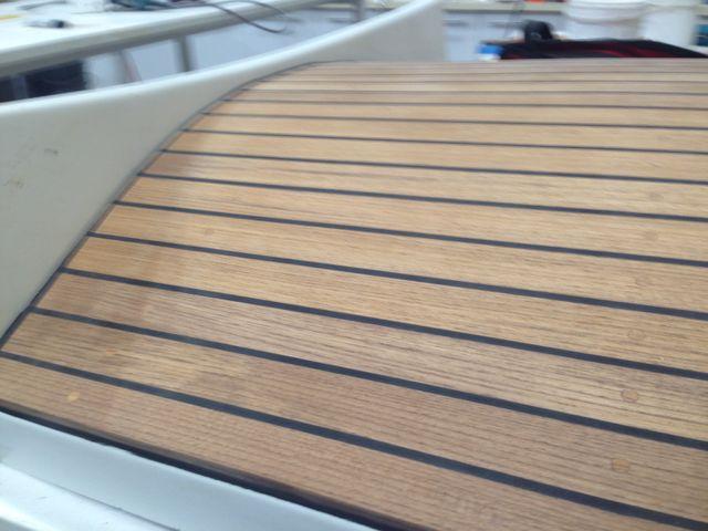 Marine Teak Deck Installation, Repairs and Maintenance