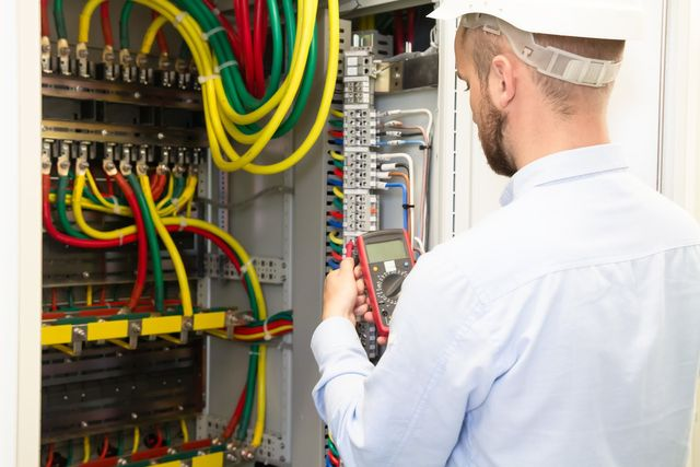 Panel Wiring In Uae - Information About Schematics Wiring Diagrams on
