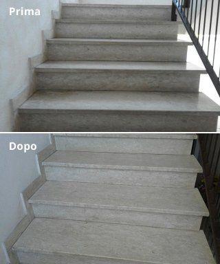 servizio di pulizia scale condominiali
