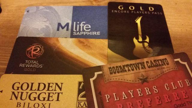 Biloxi casino players club cards: mLife, Boomtown, Hard Rock and Total Rewards