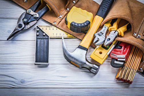 Cintura per portare gli strumenti