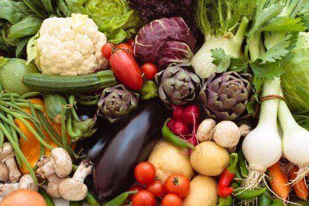 della verdura