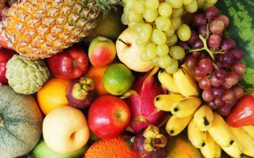della frutta