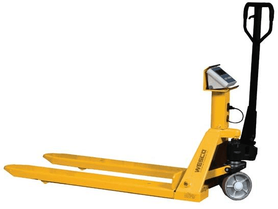 Pallet Truck with Scale H27293X
