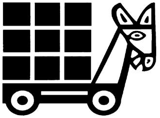 Wesley International Pallet Mule Logo
