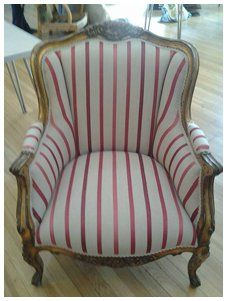 Professional upholstery classes in devon for Furniture upholstery course