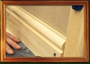 Timber mouldings including Architraves, Rails & Skirting Boards by B and P Joinery in Worcester