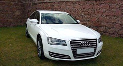 luxury car for hire