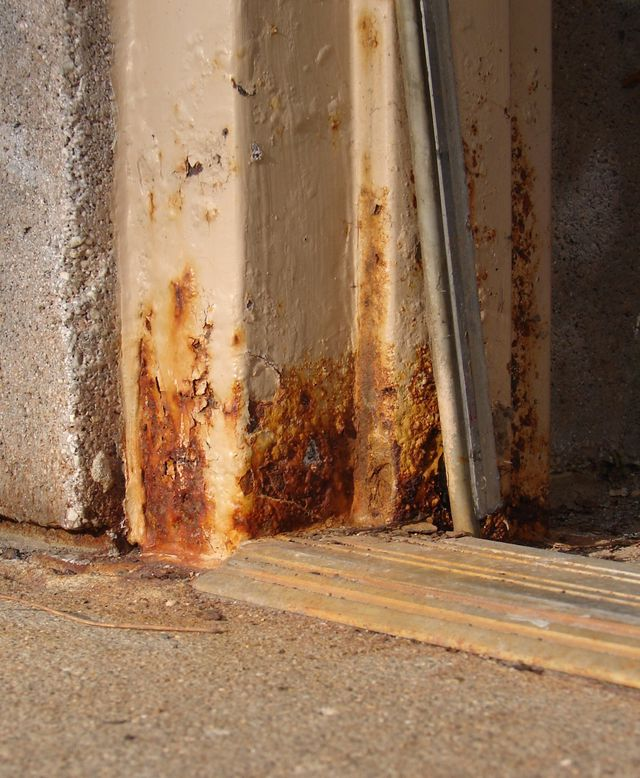 ... door repair company to replace the frame system. This is an expensive undertaking. Aftermarket repair parts for the rusted or damaged portions of the ... & Door Innovation - Brighton MI - Repair Vs. Replacement