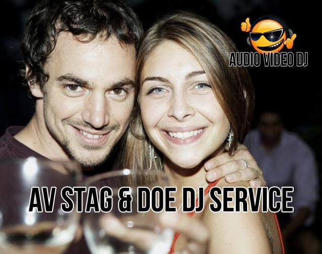 Stag and doe Dj Service Niagara Falls