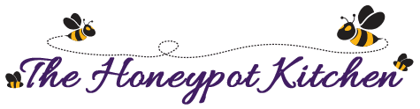 The The HoneyPot Kitchen bees company logo