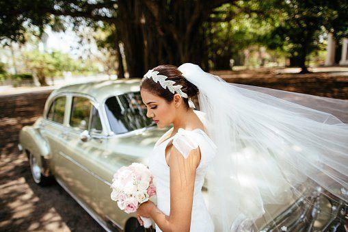addobbi auto sposa