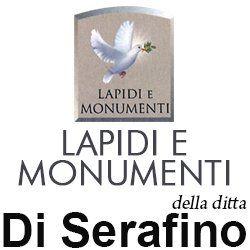 LAPIDI E MONUMENTI di SERAFINO logo