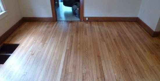 Wood Floor Repair Cleveland, OH