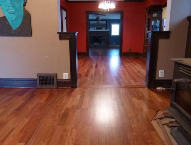 Refinishing Hardwood Floors Cleveland, OH