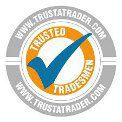 TRUSTED TRADESMEN logo