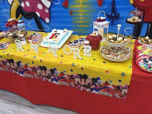 Organizza da noi la tua festa - Napoli