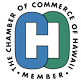 Chamber of Commerce Hawaii logo