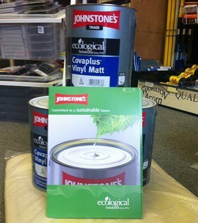 paint suppliers