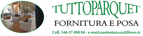 TUTTO PARQUET - LOGO