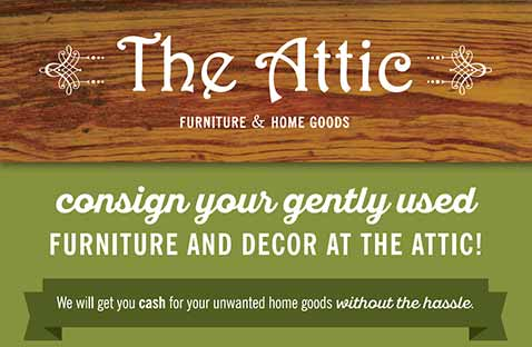 Gentil Homegoods U0026 Consignment | Eau Claire, WI | The Attic