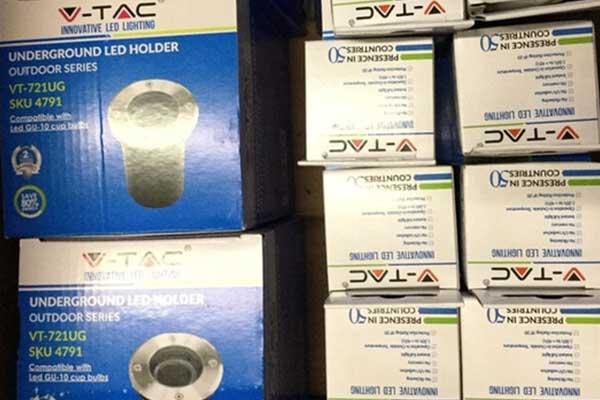 pacchetti dei titolari VTAC LED