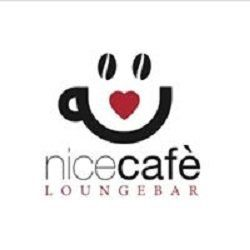 NICE CAFE' LOUNGE BAR -LOGO