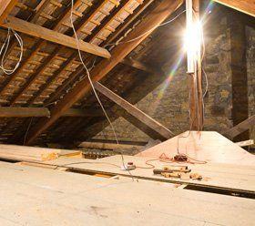 Loft ladder installation - Sutton, Surrey - Above The Rest Loft Ladders - Loft conversion