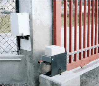 tecnico cancelli automatici, installazione cancelli automatici, cancello automatico