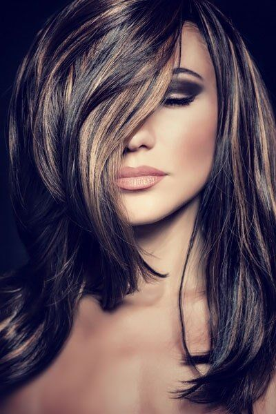 Chic And Classy Hair Highlights In San Diego Hair Salon