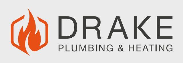 DRAKE Plumbing & Heating Company Logo