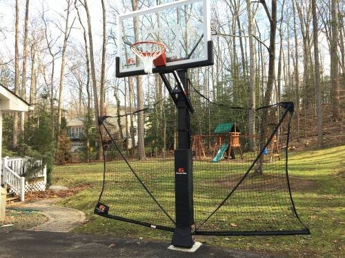 Inground Basketball Hoop Installation Same And Next Day Service