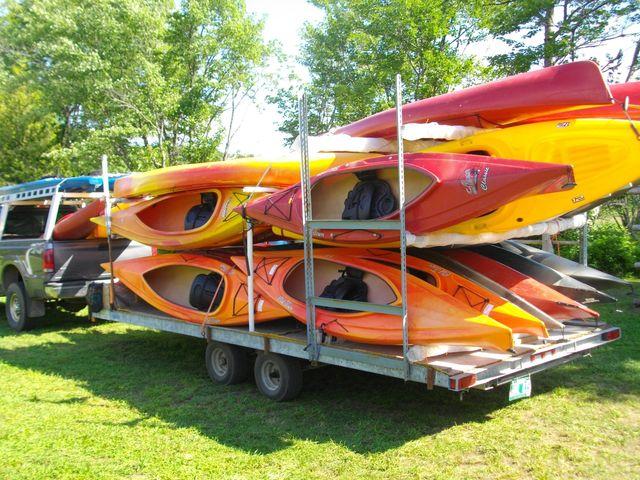 Clyde River Recreation Let S Go Kayaking