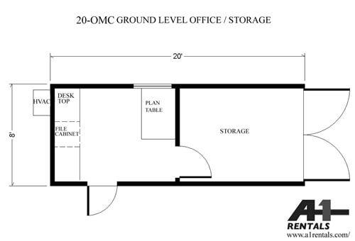 Construction Site Storage Kansas City Mo A 1 Rentals
