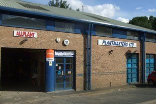 Plant machinery hire - Bromley, Kent - Plantmasters Limited - Plantmasters
