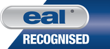 Eal recognised logo