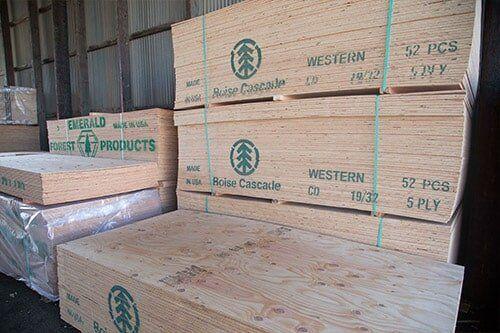 Siding & Trim | Larsen Lumber | San Leandro, Ca