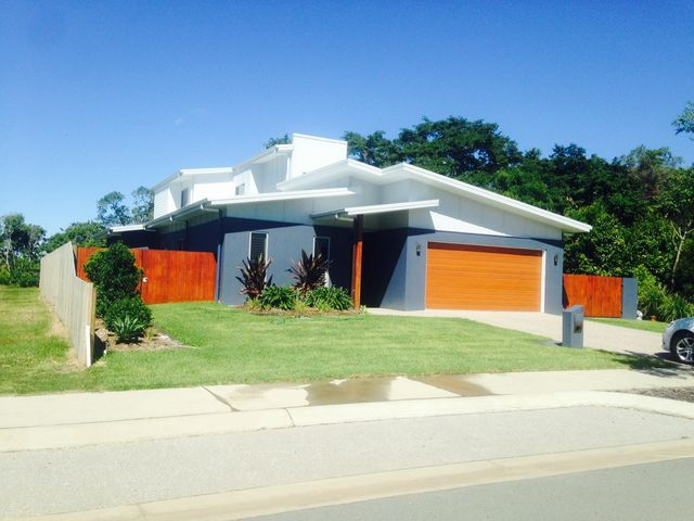rendered home in Mackay