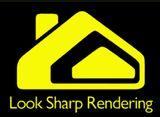 look sharp rendering logo