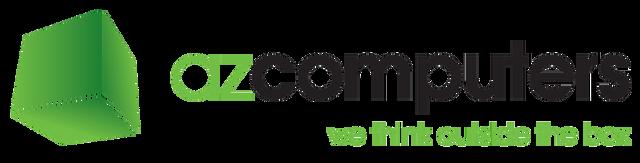 AZ computer logo