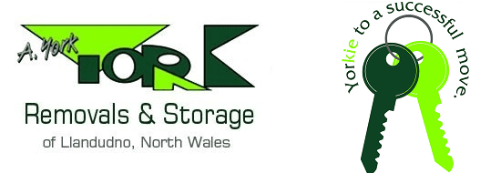 York Removals & Storage logo