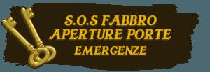 GI.BER SERVICE S.O.S. SERRATURE-LOGO