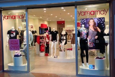 punto vendita yamamay, yamamay san bonifacio
