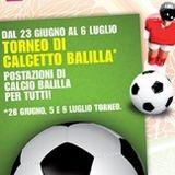 Torneo calcio balilla