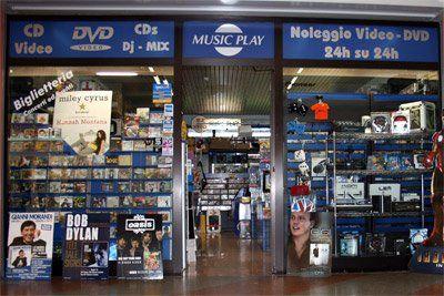 dvd, cd, articoli musicali