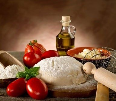 ingredienti di prima scelta per pizza