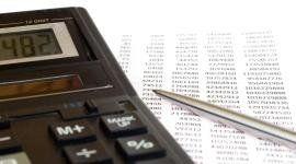 Penna,calcolatrice e grafica di dati