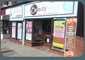 For beauty treatments in Prestatyn, please call The Beauty Spot on 01745 859 181