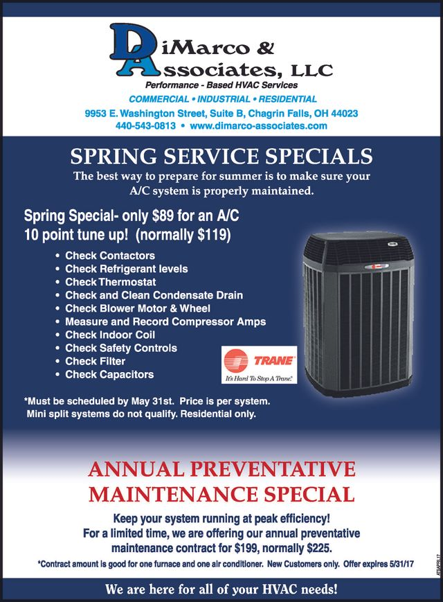 HVAC Testing and Balancing Cleveland OH